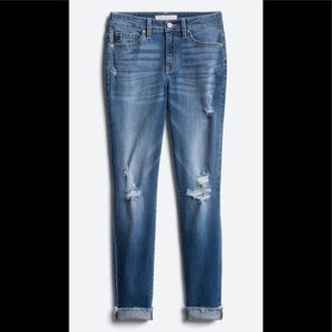 EUC Kan Can Annalise Skinny Distressed size 29